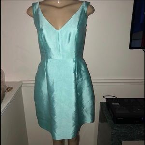 Tiffany blue Kate Spade mini dress